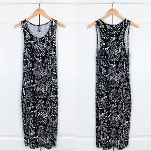 FCNY Aztec Print Dress